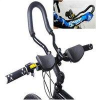 Road Bike Bending The Handle Handlebar Seatpost Diameter Bicycle Aerobar TT Put Alloy Triathlon Arm Rest