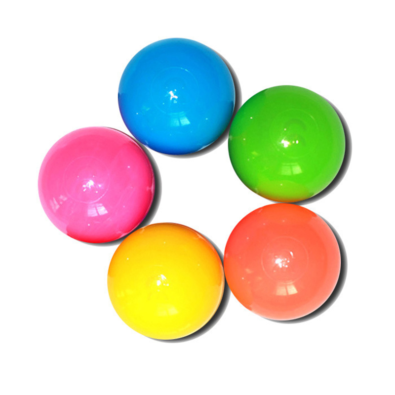 10pcs 20 pcs water bomb balloons 6cm large pool float ball giant Inflatable Toy Balls kids water balloon summer toys beach