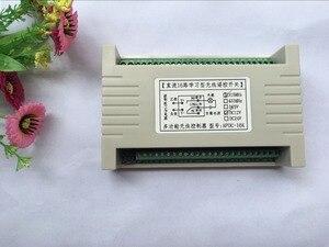 Image 2 - 1000 متر طويلة المدى DC12V 16CH راديو تحكم جهاز ريموت كنترول لا سلكي يعمل بالتردد الراديوي نظام التبديل 1 قطعة جهاز إرسال + 1 قطعة استقبال