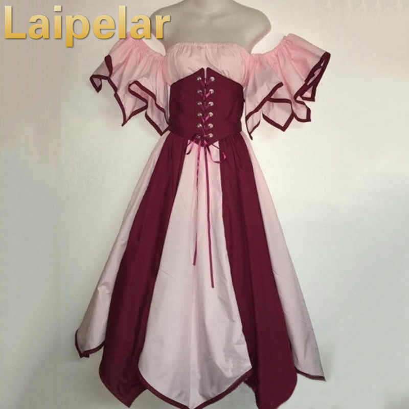 ... Hot Sale 18th Century Gothic Vintage Prom Ball Gown Theatre Clothing  Halloween Costume Dresses Plus Size ... c5c98906084f