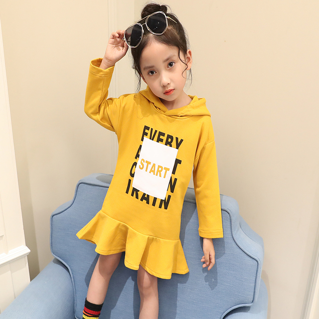 dd9e8f124 girl dresses 2017 dress for a girl of 12 years old long sleeve ...