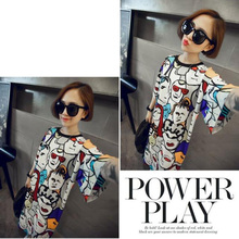 2019 Newly  Hot Women One-pieces Pajama Printed O-neck Short Sleeve Loose Sleep Dress for Summer MSK66