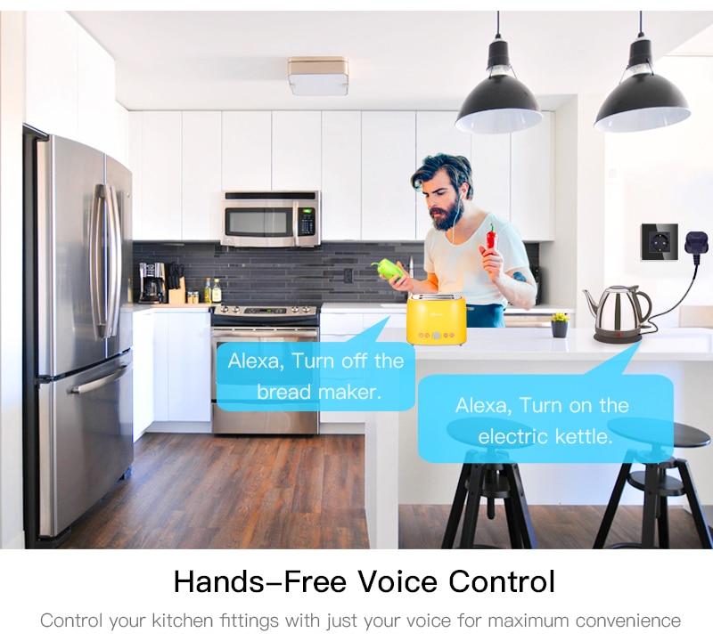 inteligente tuya controle remoto funciona com amazon echo alexa casa do google