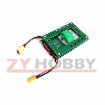Mini Power DP Eco 0-30A Servo Section Board with Dual Power Input Wire
