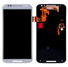 White For Motorola Moto X+1 X2 LCD XT1092 XT1095 XT1096 XT1097 2nd 2014 LCD Display+Touch screen digitizer Assembly replacement