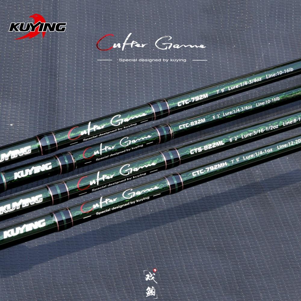 KUYING CULTER JOGO 2.37 m 7'9