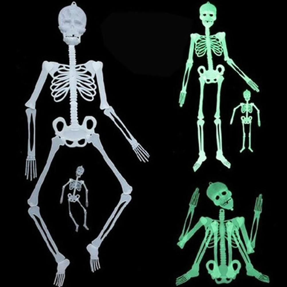 aliexpress : buy 1pc 30cm/90cm life size halloween skeleton pvc