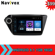 Navivox 2 din android 8.1 car dvd player gps navigation for Kia rio k2 2011 2012 2013 2014 2015 2016 Multimedia Video Player funrover android 8 0 9 2 din car multimedia dvd player radio tape recorder for kia k2 rio 2010 2016 wifi gps navigation navi fm