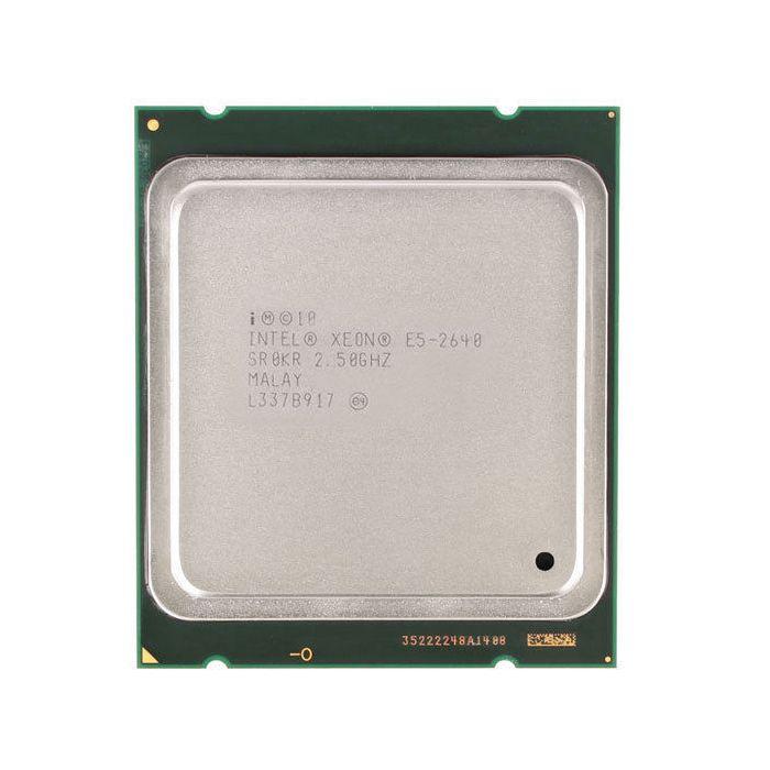 Intel Xeon E5-2640 E5 2640 15M Cache 2.50 GHz 7.20 GT/s Processore CPU