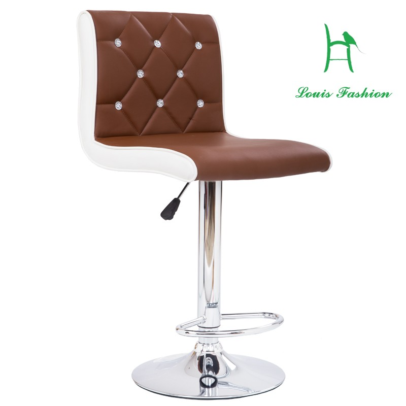 Multi Color Upscale Lift Fashionable Bar Stool Chair