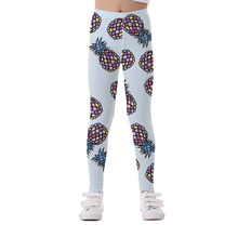 de7084f8ee1e5 New pineapple print leggings Cute quick-drying trousers wholesale(China)
