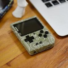 цена на Children Retro Mini Portable Handheld Game Console Players 2.5 Inch Black 32 Bit Classic Video Handheld Game Console