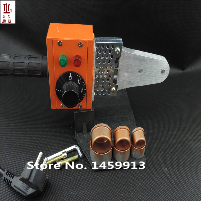 Free shipping 20-32mm plastic tube welder plastic pipe welder 220V 600W hot melt machine, ppr pipe welding machine free shipping 20 32mm 220v 600w hot melt machine ppr pipe welding machine pvc welding machine plastic welder