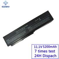 A32 M50 GZSM Bateria do portátil para Asus N53S N53SV A32 N61 A32 X64 bateria para laptop N53 M50s A33 M50 N61J N61D N61VG N61JA n61JV|battery for asus|a32 m50|asus n53s battery -