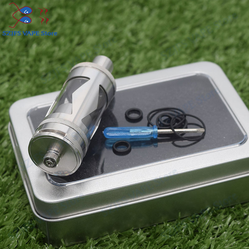 Taifun Gt3 RTA Atomizer 5ml Capacity 24mm  With Air Flow Control Vaporizer TANK VS Taifun GT4 RTA FIT 510 Thread Mods GT2 VAPE