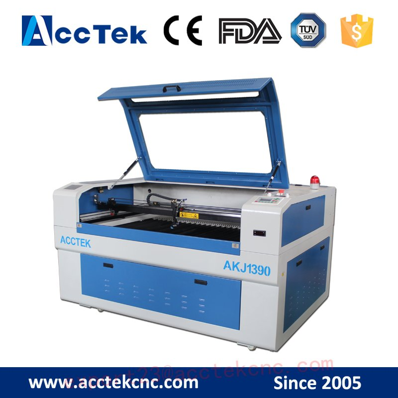 AKJ1390 Laser Machine For Fabric Cutting