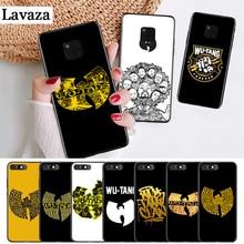 Lavaza Wu-Tang Wu Tang Cartoon Silicone Case for Huawei Mate 10 Pro 20 30 Lite Nova 2i 3 3i 4 5i Y5 Y6 Y7 Prime Y9