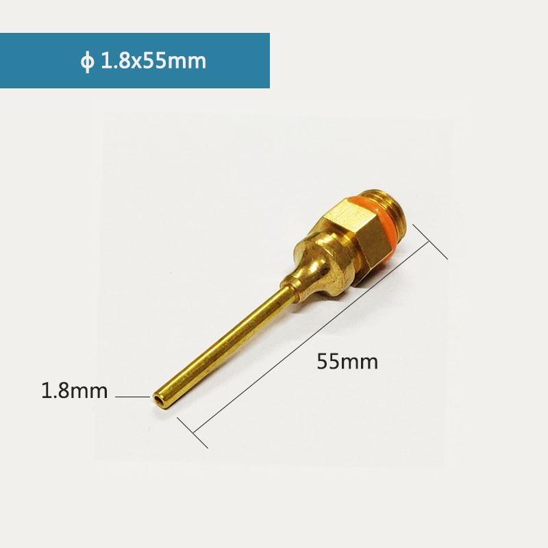 1,5x55mm1,8x55 mm meleg olvadású ragasztópisztoly fúvóka Kis - Elektromos kéziszerszámok - Fénykép 3