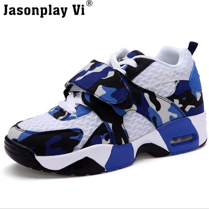 Jasonplay Vi & new couple 2016 outdoor zapatillas hombre men shoes casual shoes fashion Breathable shoes men size 36-44 WZ126 jasonplay vi