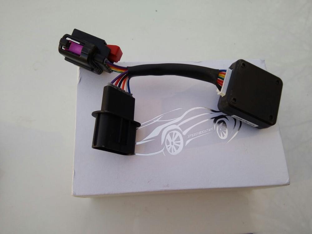 Accélérateur électronique d'accélérateur d'entraînement de voiture de propulseur de Sprint de mode de Sport pour la voiture