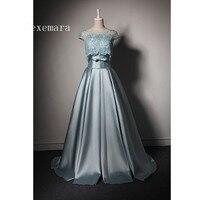 robe de mariee elegant evening gown 2018 a line vestido de festa noiva longo vintage Mother of the Bride Dresses with jacket
