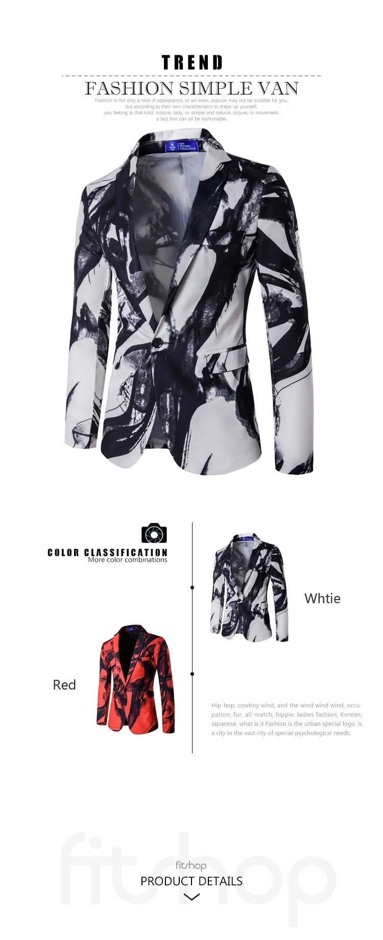 HTB18lnIOVXXXXbrXVXXq6xXFXXXC - 2016 г. весна и осень Мужская Мода печати для отдыха костюм бабочки Модные принты платье костюм Красочные Пиджаки для женщин