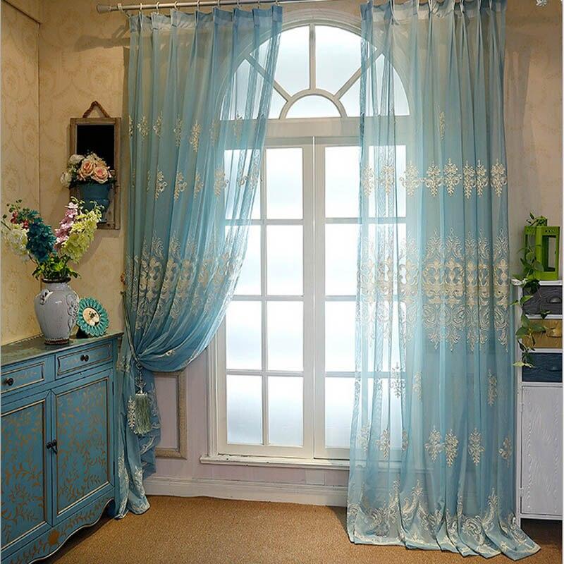 sheer rideaux de soie promotion achetez des sheer rideaux de soie promotionnels sur aliexpress. Black Bedroom Furniture Sets. Home Design Ideas