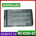 4400 мАч аккумулятор для ноутбука HP NC4400 TC4200 TC4400 4200 NC4200 381373-001 383510-001 419111-001 HSTNN-IB12 HSTNN-UB12 PB991A