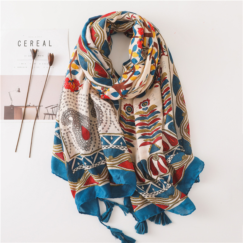 NEW LADIES WOMEN OVERSIZE BEECH PLAID SCARF BLANKET  WRAP SHAWL  STOLE