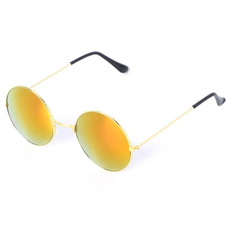 Мужские и женские универсальные очки для вождения автомобиля, анти-светильник, модные очки - Цвет: H