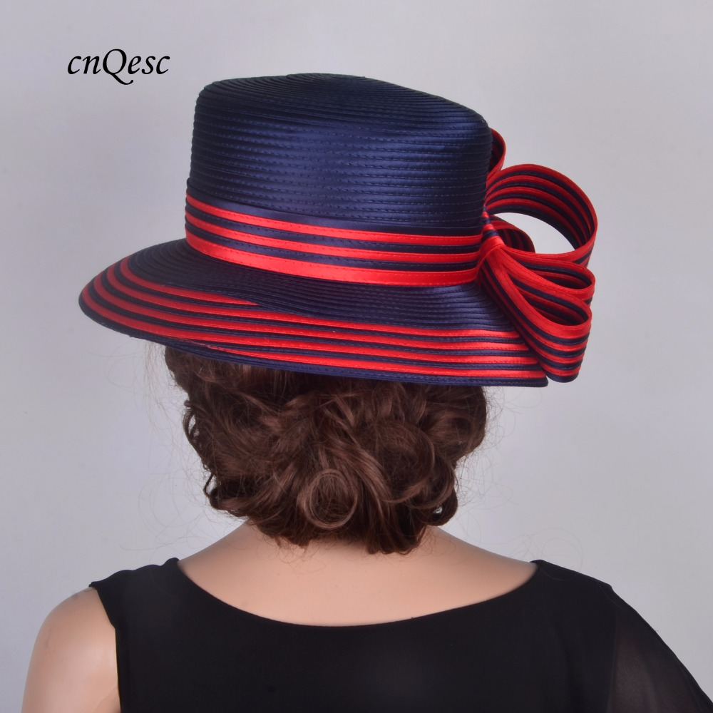 2019 New design Kentucky Derby Formal Dress Church Hat wedding headwear fedora races Ascot tea party