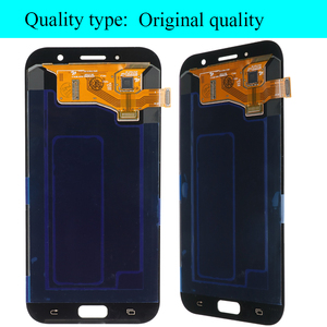 """Image 2 - Super Amoled 5.7"""" LCD For Samsung Galaxy A7 2017 A720 A720F Display Touch Screen Digitizer Assembly LCD for Galaxy A7 2017 Duos"""