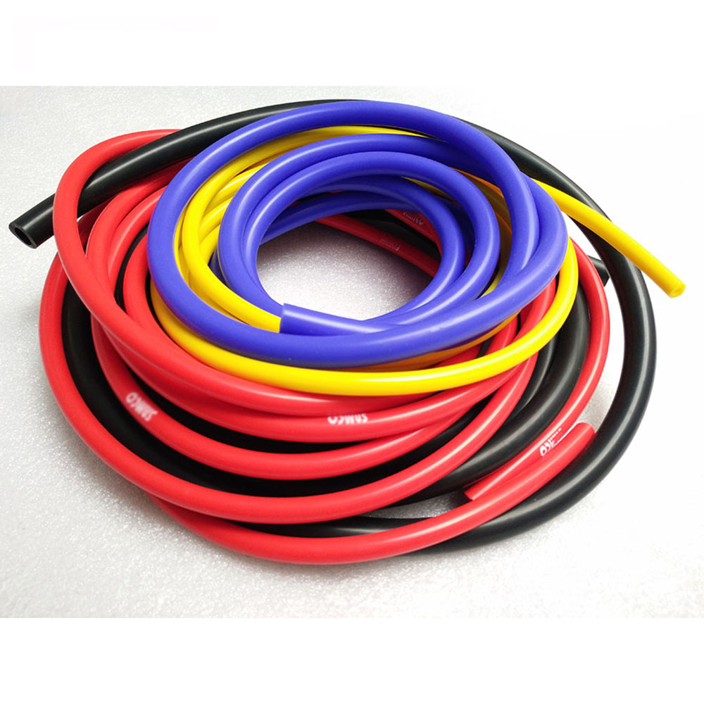Auto 5M Vacuum Silicone Hose 3mm/4mm/6mm/8mm For KIA Rio Optima For MITSUBISHI Eclipse Spyder For LEXUS Gx 470 Gs F Rc 350 Etc.