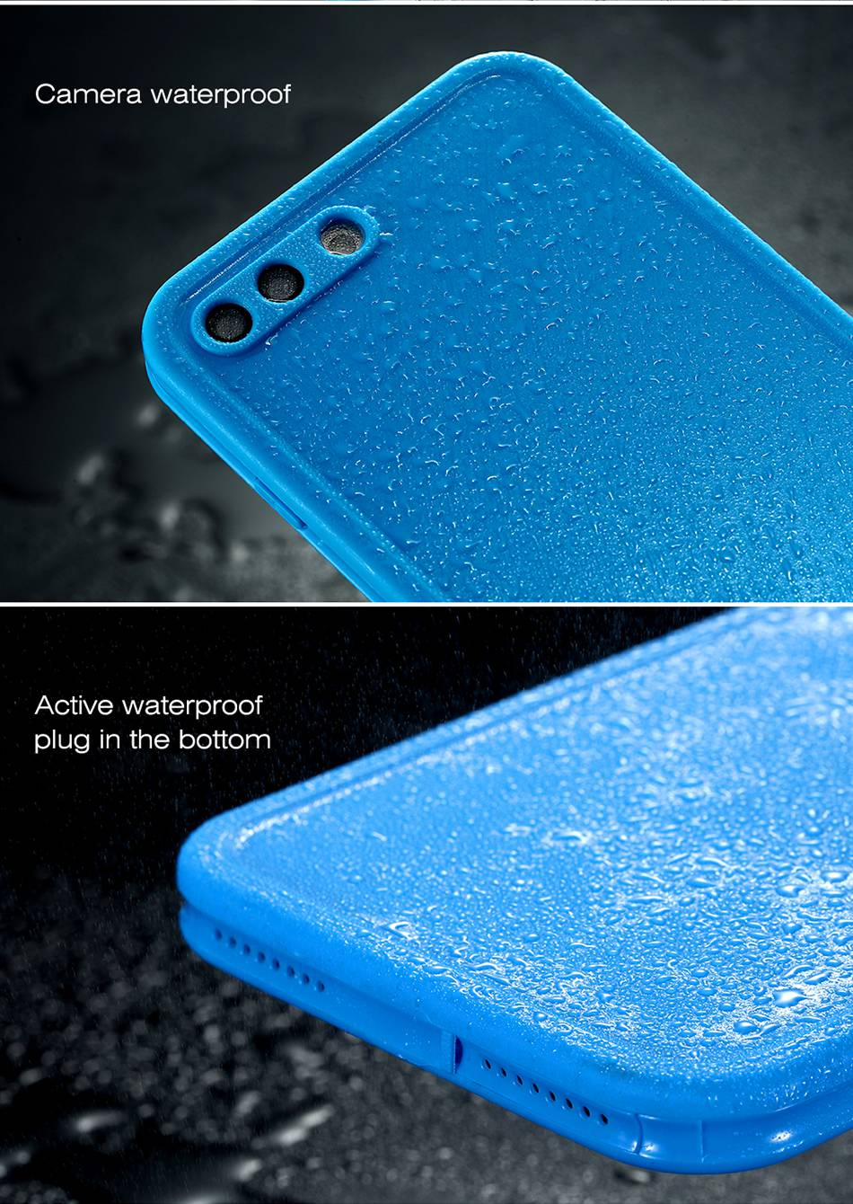 Ultra Thin Waterproof Bag For iPhone 7 6 6S Plus Case (10)
