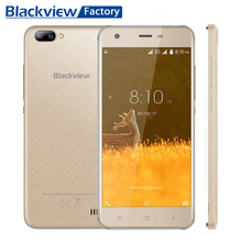 """BLACKVIEW A7 Dual Rear Camera 5.0"""" HD Screen IPS 1GB+8GB Smartphone mobile phone GPS 3G Android 7.0 MT6580 Quad core Cellphone"""