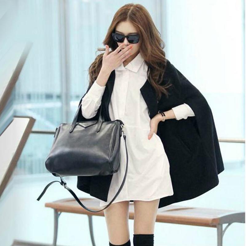 2016 Spring Fashion Women Winter Jacket Casual Black ...