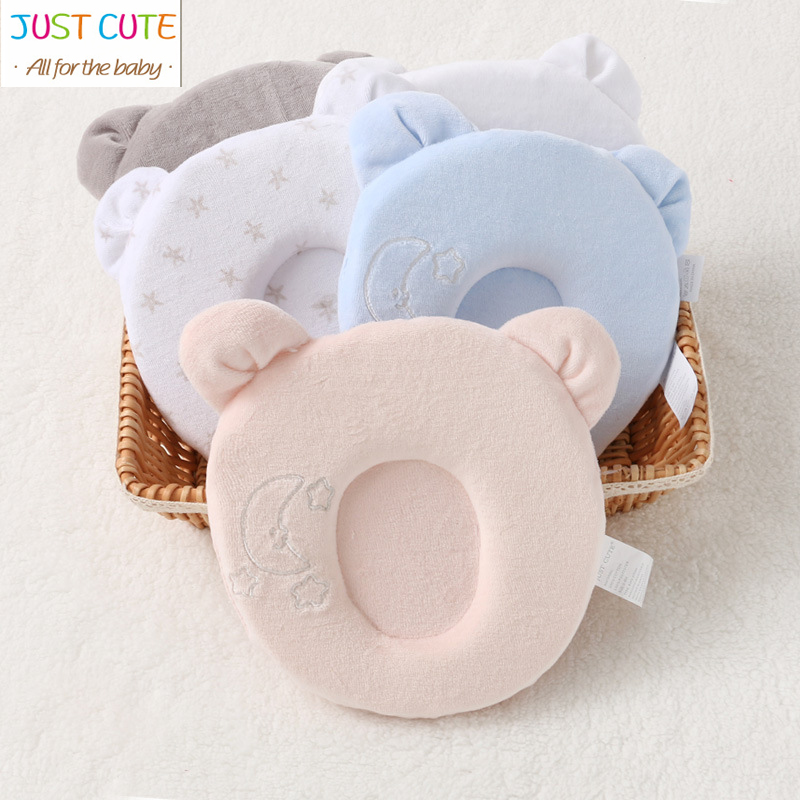 6 styles just cute brand high quality anti-migraine pillow concave adorable baby shape memory foam pillows