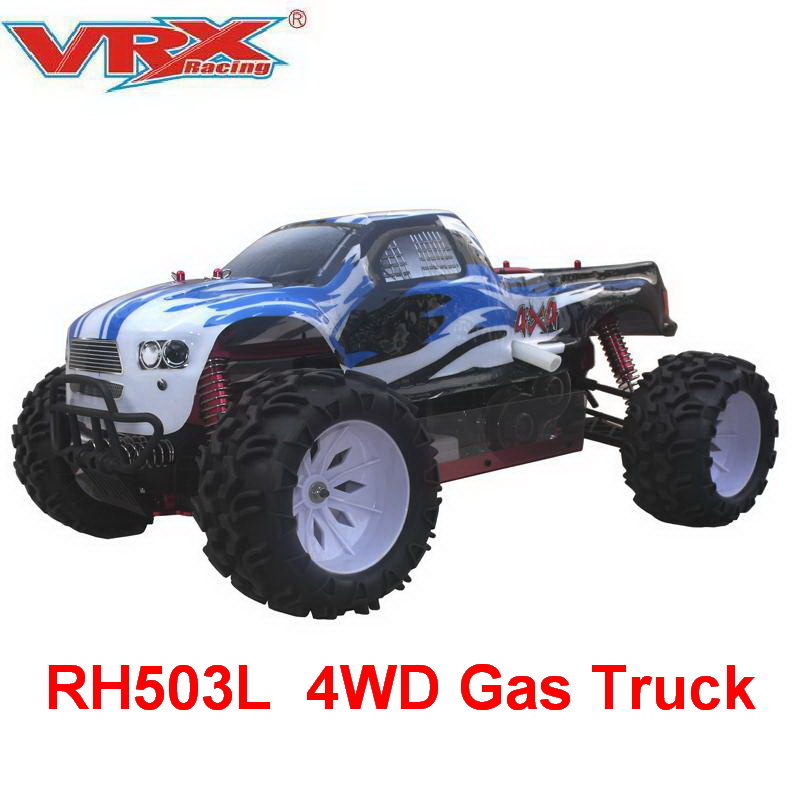 VRX Racing RH503L Monster 1/5 Scale 4WD Gas Powered RC