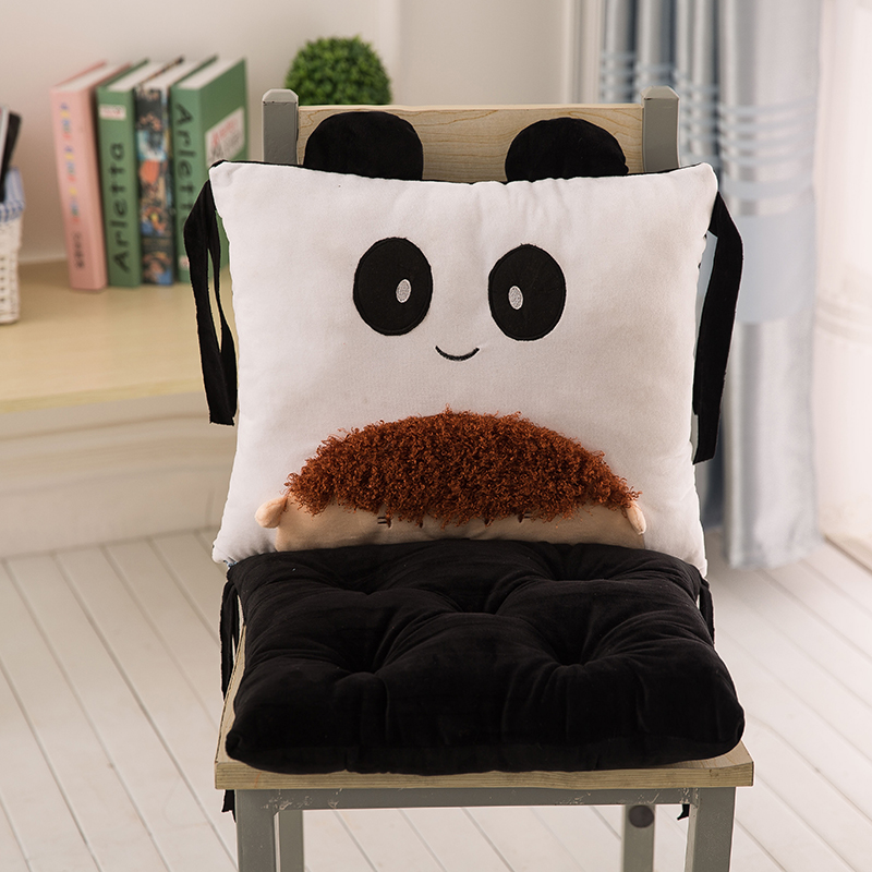 US $14.65 50% OFF|Cartoon Office Chair Cushion Seat Pad,Outdoor Cushions  Chair Cushions for Kitchen Chairs Seat Cushions Decorative Throw Pillows-in  ...