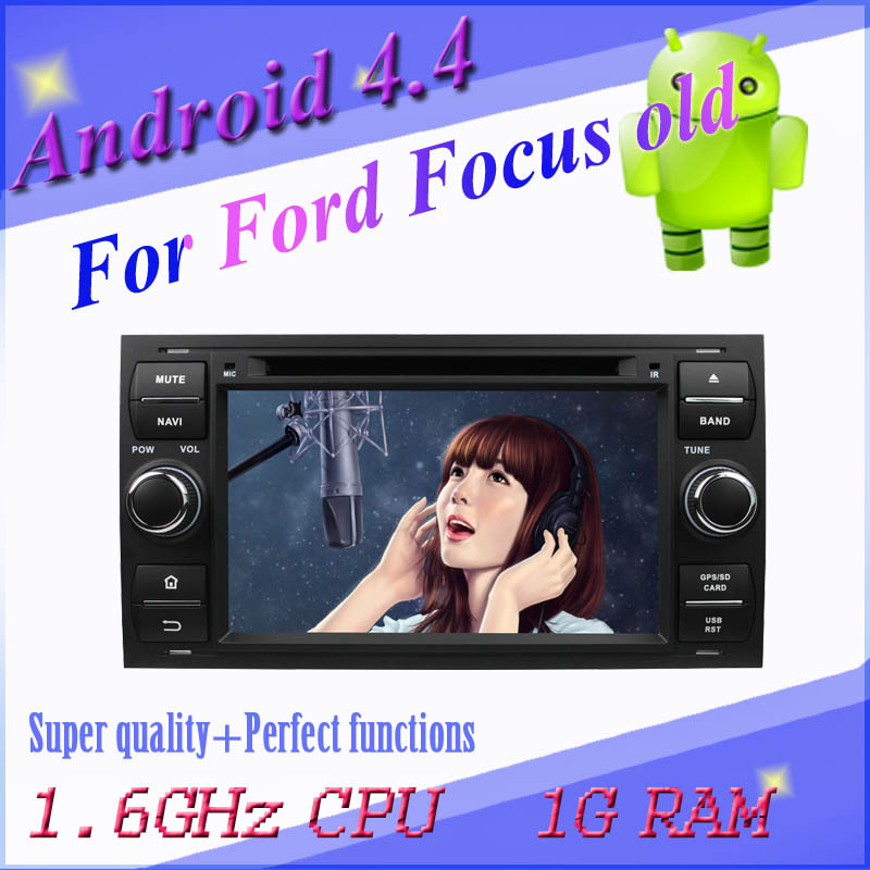 Pure Android 4.4 car DVD Ford Focus/Mondeo/S-MAX/C-MAX/Galaxy/Fiesta Form/Fusion/Connect 3g wifi gps navigation radio - All real photo all selected products shop store