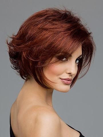 nueva prueba de calor ondulado fibra de la alta calidad para mujer cortes de pelo corto cabello pelucas sintticas en pelucas sintticas de extensiones de
