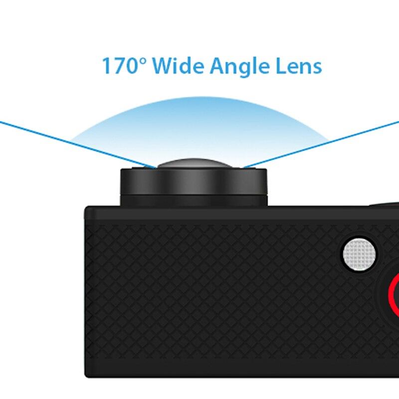 Caméra d'action EKEN eken H9R/H9 Ultra HD 4 K WiFi télécommande sport vidéo caméscope DVR DV go caméra étanche pro - 5