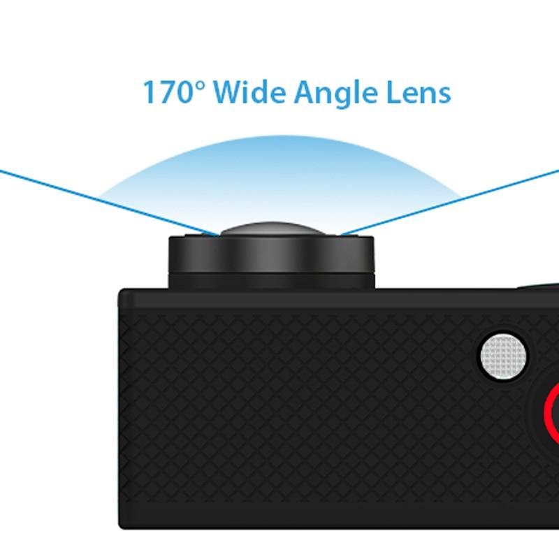 D'origine EKEN caméra d'action eken H9R/H9 Ultra HD 4 K WiFi télécommande Sport Vidéo Caméscope DVR DV aller Étanche pro Caméra - 5