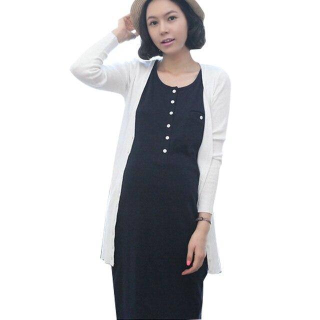 036532cde Okaymom maternidad lactancia vestidos ropa embarazadas vestido lactancia  vestidos embarazo desgaste 2 unids ropa