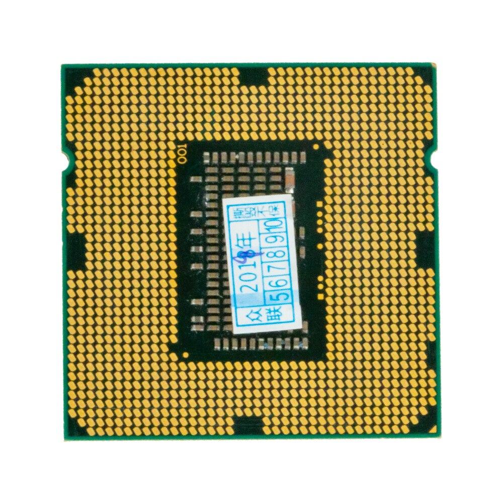 Procesor intel Core i5 760 i5-760 czterordzeniowy 2.8GHz 8MB L3 Cache LGA 1156 używany procesor