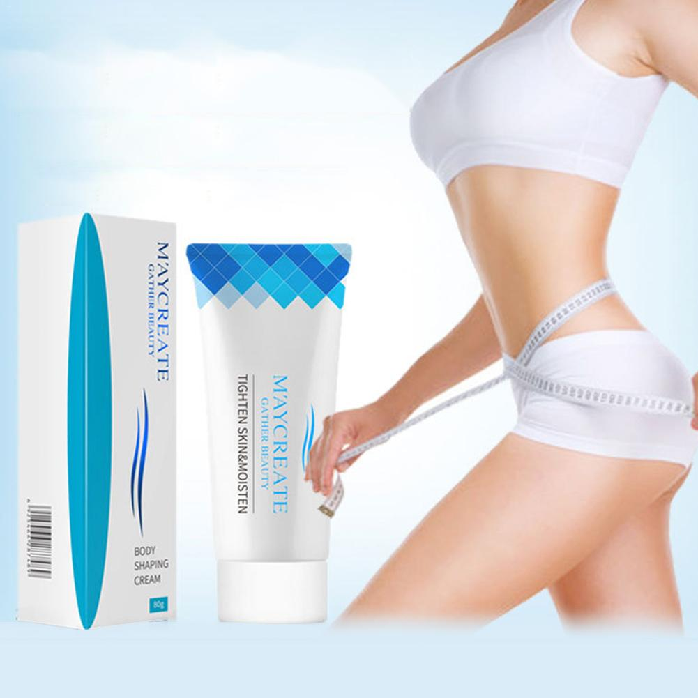 Slimming Cream Tight Shaping Body Weight Loss Products Leg Body Waist Effective Anti Cellulite Fat Burning Body Massage Cream