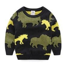 Цю дон снаряжение Корея ни ребенок мальчик детская одежда детей пони автомобиль пуловеры трикотаж my-0256