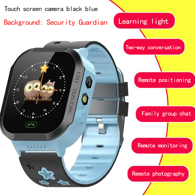 Positioning Watch With 3G 1.44 inches touch screen Children's Phone Watch Kids G