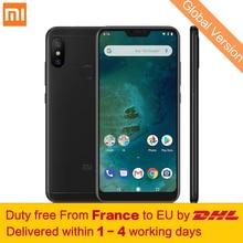 Ücretsiz vergi! Küresel Sürüm Xiao mi mi A2 Lite 3 GB 32 GB cep TELEFONU Snapdragon 625 Octa çekirdek 5.84
