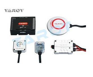 Tarot ZYX-M Multi rotor Flight Controller ZYX25 for Tarot 650 680 X8 X6 X4 Multicopter FPV Photography F15651 tarot brushless motor 4008mt 330kv 4006mt 320kv 6s for multi rotor copter 650 680 690 750 uav phantom fpv tl2955 tl29554